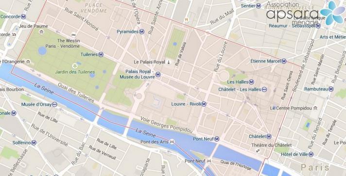 Ménage et repassage 1er arrondissement de Paris - 75001