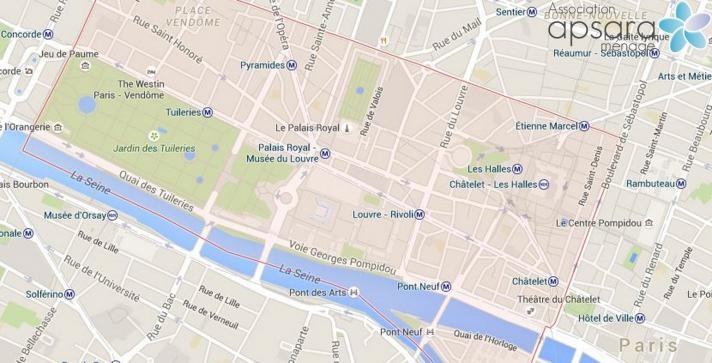 Grand Ménage de printemps - Gros ménage - Paris 1er arrondissement